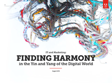 IT and Marketing: Finding Harmony in the Yin and Yang of the Digital World