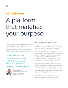 A Platform that Matches Your Purpose