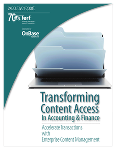 Transforming Content Access In Accounting & Finance