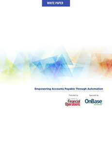 Empowering Accounts Payable Through Automation