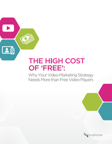 The High Cost of Free: Why Your Video Marketing Strategy Needs More than Free Video Players