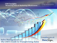 The CSO's Guide to Transforming Sales