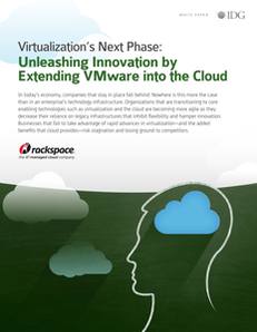 Virtualization's Next Phase: Unleashing Innovation by Extending VMware into the Cloud