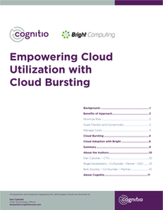 Empowering Cloud Utilization with Cloud Bursting