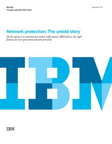 Network Protection: The Untold Story