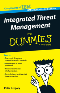 Integrated Threat Protection System for Dummies, 1st Edition