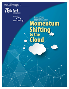 Financial Management Momentum Shifting to the Cloud