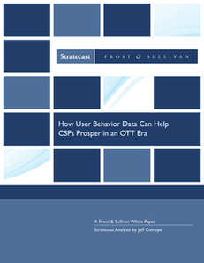 How User Behavior Data Can Help CSPs Prosper in an OTT Era