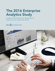 Insights & Implications for Analytically Inspired Marketers- The 2016 Enterprise Analytics Study