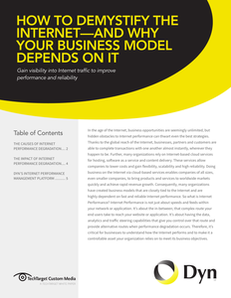 How to Demystify the Internet – And Why Your Business Model Depends on It