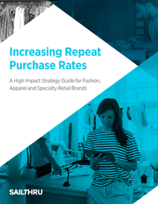 Increasing Repeat Purchase Rates