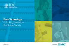 Learn How to Unlock Innovations that Shape Society with EMC All-Flash Technology