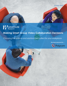 Wainhouse Buyers Guide: Making Smart Group Collaboration Decisions