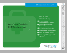An eBook Guide to EHR Replacement