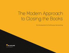 The Modern Approach to Closing the Books