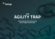 The Agility Trap: 2016 Global Executive Study into the State of Digital Transformation