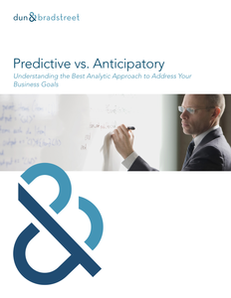 Predictive vs. Anticipatory: Understanding the Best Analytic Approach