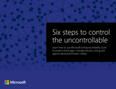 Six Steps to Control the Uncontrollable