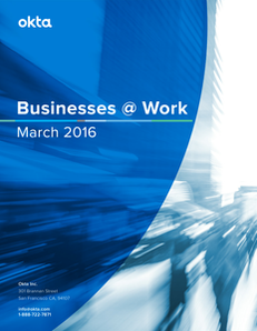 Businesses @ Work, March 2016