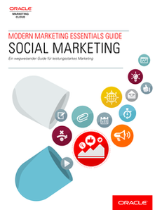 Modern Marketing Essentials Guide: Social Marketing