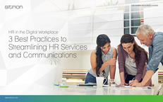 3 Best Practices to Streamlining HR Services and Communications