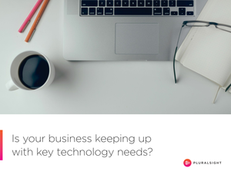 Is your business keeping up with key technology needs?