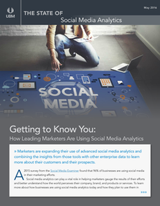 Getting to Know You: How Leading Marketers Are Using Social Media Analytics