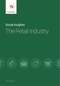 Social Insights in the Retail Industry