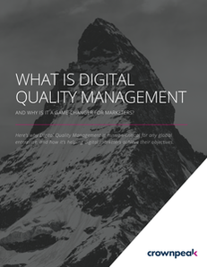 What Is Digital Quality Management and Why Is It a Game-Changer for Marketers?