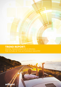 Trend Report: Digital Transformation is Driving the Future of the Automobile Industry