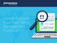 How to Conquer Your First Talent Management Purchase