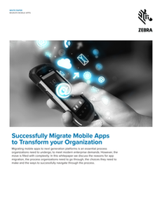 Successfully Migrate Mobile Apps to Transform your Organization