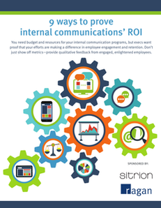 9 Ways to Prove Internal Communications' ROI