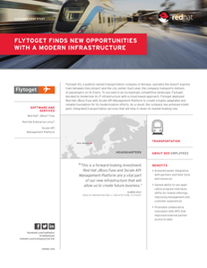 Flytoget Finds New Opportunities With a Modern Infrastructure