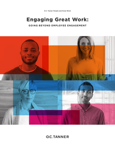 Engaging Great Work: Going Beyond Employee Engagement