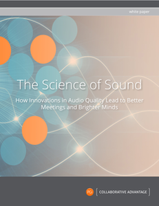 The Science of Sound – Elevate your productivity with stronger audio quality by PGi & Dolby Voice