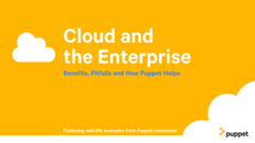 Cloud and the Enterprise: Benefits, Pitfalls and How Puppet Helps