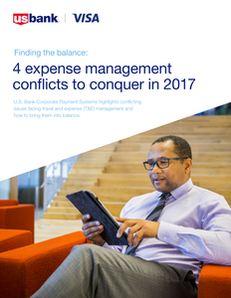 4 Expense Management Conflicts to Conquer in 2017