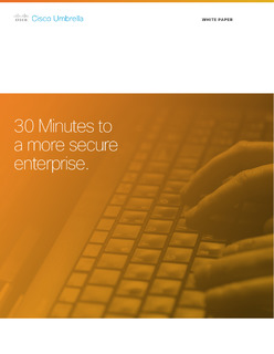 30 Minutes to a more secure enterprise