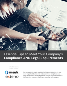 Essential Tips to Meet Your Company's Compliance and Legal Requirements