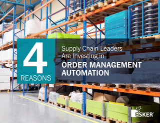 4 Reasons Supply Chain Leaders Are Investing in Order Management Automation