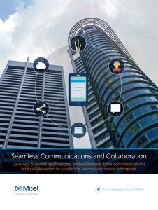 Seamless Communications and Collaboration