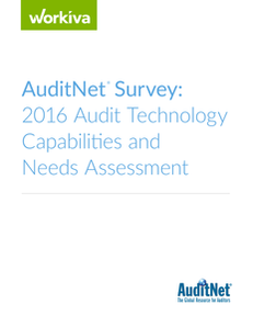 New Report: How Does Your Audit Technology Stack Up?