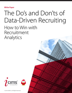 The Do's and Don'ts of Data-Driven Recruiting