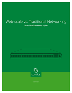 Web-scale vs. Traditional Networking