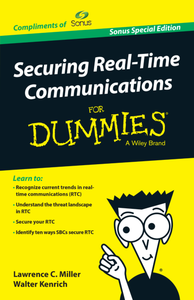 Securing Real-Time Communications for Dummies
