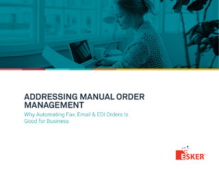 Addressing Manual Order Management