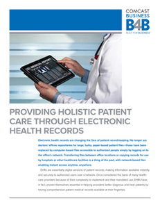 Providing Holistic Patient Care Through Electronic Health Records