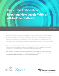 Online Team Collaboration: Reaching New Levels With an All-In-One Platform