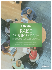 Raise Your Game: 13 Social Success Stories